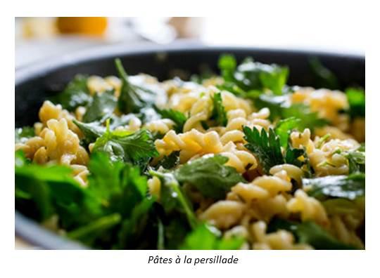 Read more about the article Pâtes à la persillade