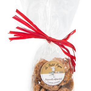 Cookies salés  shiitaké sachet 75 g