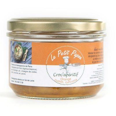 Pickles Orange Curcuma Cumin 110 g